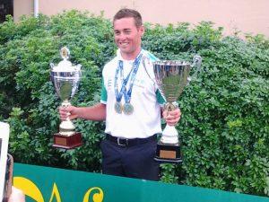 campion mondial la pescuit la U 18