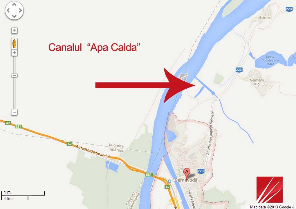 Apa Calda Cernavoda