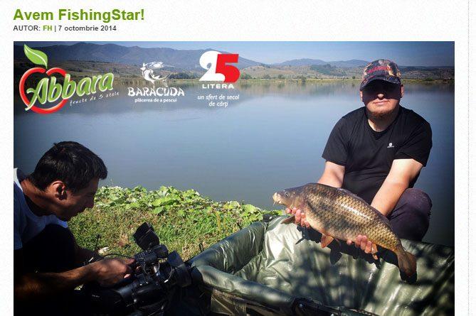 claudiu banu fishing star