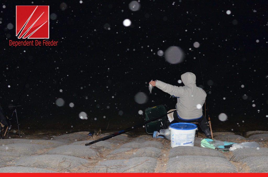 pescuit la feeder la apa calda cernavoda