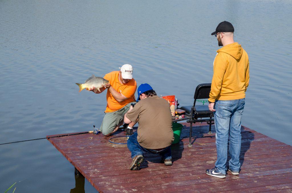 cand ai ales masina pentru pescuit, ajungi la capturi mai usor