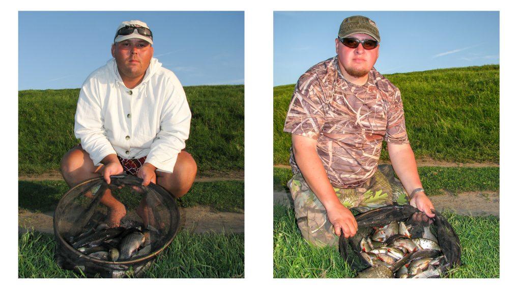 Rezultate comparate : selectie caras feeder versus pescuit clasic